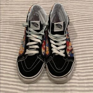 0e46bd839a Women s Disney Princess Vans on Poshmark